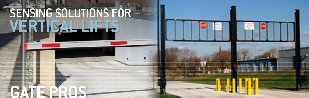Industrial Lift Gate : Milleredge gate pros specify sensing edges to comply